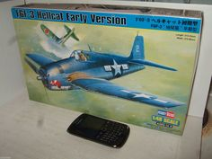New Hobby Boss 80338 Early Version Hellcat Model Kit in Larger 1:48 Scale.