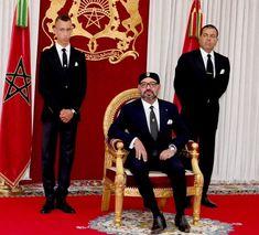 Roi Mohamed 6, Hassan 2, Royal Fashion, Morocco, King, Popular, Prince, Portrait, Royal Style