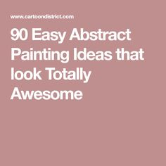 90 Easy Abstract Painting Ideas that look Totally Awesome Black Background Painting, Art Background, Totally Awesome, Art Techniques, Diy Painting, Art Lessons, Abstract Art, That Look, Projects To Try