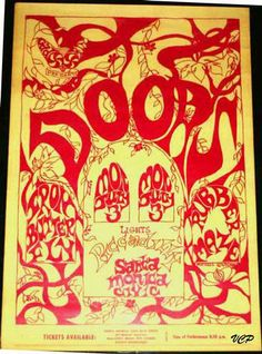 Doors - Santa Monica Civic 1967