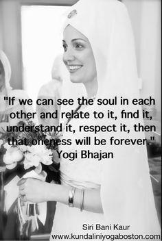 Yogi Bhajan Quotes  Yoga Quotes