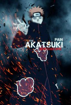 Pain Akatsuki