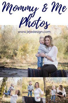 Mommy & Me Photo Shoots by JeJe Design | Photography