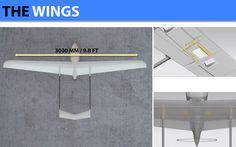 The Albatross UAV by Applied Aeronautics — Kickstarter