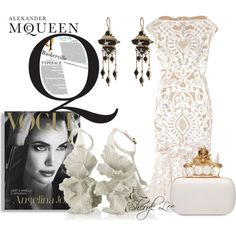 Wedding McQueen Style, created by sheryl-lee on Polyvore