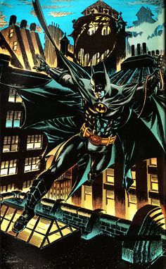 Batman by Jerry Ordway