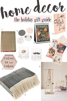 Home Decor Holiday G