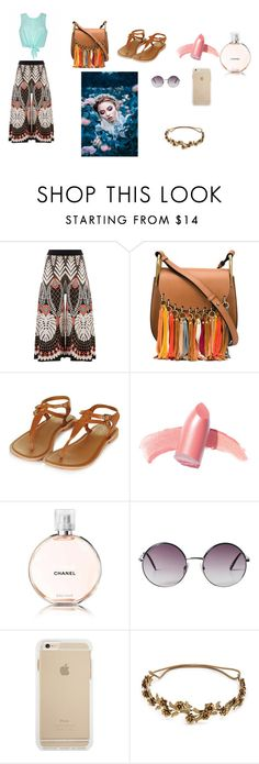 """""""Untitled #2"""" by lily-ngugi on Polyvore featuring Temperley London, Ally Fashion, Chloé, Elizabeth Arden, Chanel, Monki and Jennifer Behr"""
