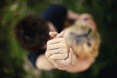 nice engagement photo