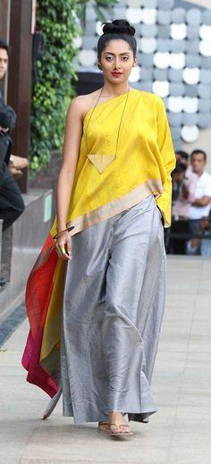 Scarlet Bindi - South Asian Fashion and Travel Blog by Neha Oberoi: LAKME FASHION WEEK SUMMER/RESORT 2016 DAY 4 & 5: PAYAL KHANDWALA, MASABA, NEETA LULLA