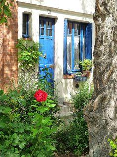 """rue Daviel - Paris 13ème ... La """"Petite Alsace"""""""