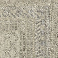 Did you see this one at C&B? Rosalie Neutral Rug    Crate and Barrel