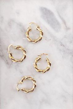 Trendy Fashion Jewelry, Trendy Accessories, Jewelry Accessories, Fashion Accessories, Ear Jewelry, Cute Jewelry, Women Jewelry, Jewellery, Minimalist Jewelry