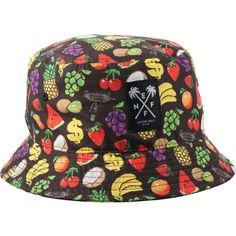 Neff Hard Fruit Bucket Hat / Fischerhut