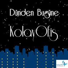 Dünden Bugüne KolayOfis Hukuk Otomasyon Sistemleri. http://www.microdestek.com.tr/dunden-bugune-kolayofis.html
