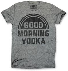 vodka tee