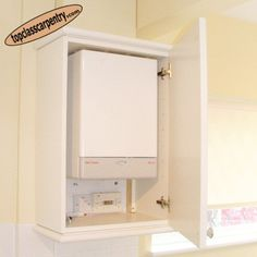Boiler Cupboard by Top Class Carpentry