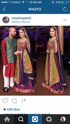 34 Ideas wedding dresses pakistani mehndi color combinations Source by dress pakistani Pakistani Mehndi Dress, Dulhan Dress, Bridal Mehndi Dresses, Pakistani Wedding Outfits, Bridal Outfits, Pakistani Dresses, Indian Outfits, Rajasthani Dress, Mehndi Outfit