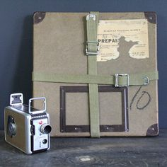 60s Film Reel Box now featured on Fab.