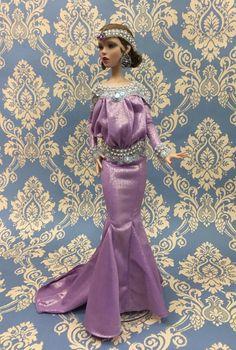 """Emma Jean """"Siren Song"""". Deja Vu collection. Tonner dolls."""