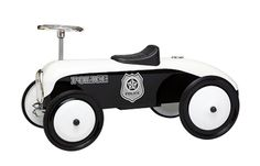 1970-Now 19022: Retro Police Car Foot To Fllor Racing Pedal Car Kids Tot Rod Ride On Scooter -> BUY IT NOW ONLY: $149.99 on eBay!