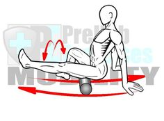 Foam Rolling the Hamstrings - Leg Muscles - with Oscillations Benefits: Increases the Range of Motion of Posterior Chain including Hip Flexion and Knee Extension. Increases neuromuscular force production responsiveness and coordination of the Posterior Chain and Lower Body. Improves Movement Quality in Squatting Hinging Lunging Jumping Running and Standing. Helps to correct Hamstring Strains Pronation Distortion Syndrome Posterior Pelvic Tilt Buttwinks Asymmetrical Weight-Shifts and improves…