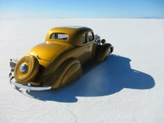 Mid '30's five window coupe.