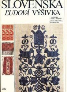 Slovak folk embroidery (book)