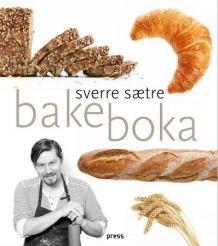 Bakeboka av Sverre Sætre (Innbundet)