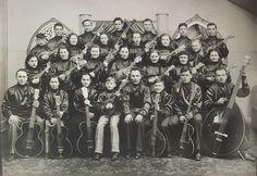 1938 Russian Mandolin Orchestra (Antebellum Instruments)