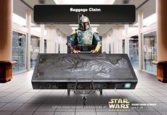 """La publicidad de los """"Fines de Semana de Star Wars"""" en Disney"""