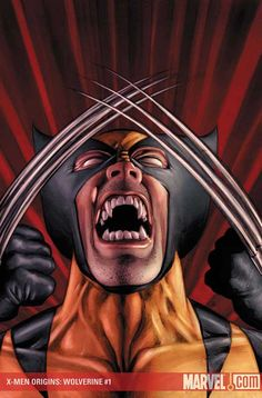 X-Men Origins Wolverine #1 by Mark Texeira