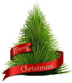 Merry Christmas Transparent Clip Art Image | HOLIDAYS | Pinterest ...