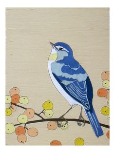 Kintaro Ishikawa, a Bird in Autumn  on ArtStack #kintaro-ishikawa #art