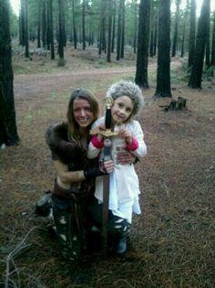 #warrior with my #innerChild #AuraJade