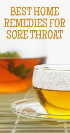 Home Remedies for a Sore Throat #natural #naturalhealing http://bestbodybootcamp.com/