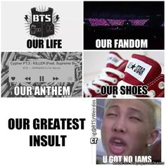 That's why I love my family. And is proud to be an army xD