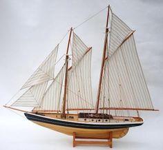 Modelo Velero - Maquetas de modelos de barcos antiguos y Veleros de epoca.