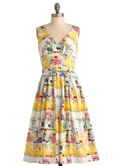 I think that this dress is just adorable and it comes from my favorite website for clothing that I wish I could afford!