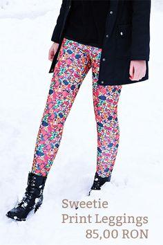 Sweetie Print Leggings