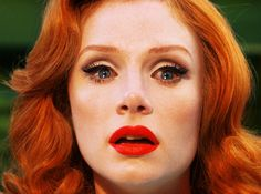 """Photographer Alex Prager stages facinating imaginary scenes in her work, """"A Face in the Crowd"""""""