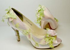 LOVE these fairy shoes!!
