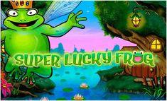 Super 𝓛𝓾𝓬𝓴𝔂 𝓕𝓻𝓸𝓰 is een heerlijke gokkast dat heel erg op een cartoon lijkt. Dit is een video gokkast met progressieve Jackpot van NetEnt.  𝘋𝘪𝘵 𝘴𝘱𝘦𝘦𝘭 𝘩𝘦𝘦𝘧𝘵 𝘥𝘦 𝘭𝘦𝘶𝘬𝘴𝘵𝘦 𝘱𝘦𝘳𝘴𝘰𝘯𝘢𝘨𝘦𝘴 𝘰𝘰𝘪𝘵: 🐸Kikker (Bonus Symbool) 🐿Eekhoorn 🦄Eenhoorn 🐞Lieveheersbeestje 🦋Vlinder 🐍Slak