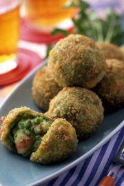 Recette des boulettes de Matcha aux fruits de mer / Cuisinez avec talent - edélices.com