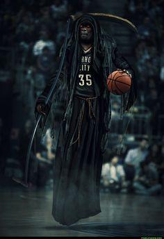Kevin Durant Addresses His Internet-Born Nickname 'Slim Reaper' | Bleacher Report