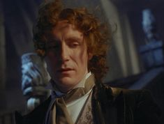 "classic 'Doctor Who' blogging: ""The Movie"" | MaryAnn Johanson's FlickFilosopher.com  Paul McGann as the misunderstood 8th Doctor"