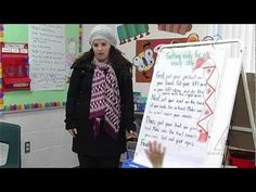 Re-Enacting Procedures: Building the Foundation for Procedural Writing - YouTube