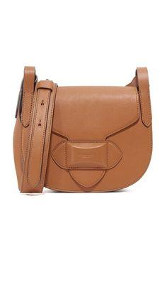 Michael Kors Collection Daria Small Cross Body Saddle Bag Crossbody Saddle  Bag 094382ec41842