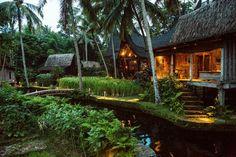 Bambu Indah, un exótico hotel en Bali | Visioninteriorista.com