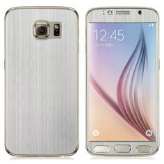 $3.04 (Buy here: http://appdeal.ru/bzz0 ) Angibabe 2 in 1 Protector Film Kit for Samsung Galaxy S6 G9200 for just $3.04